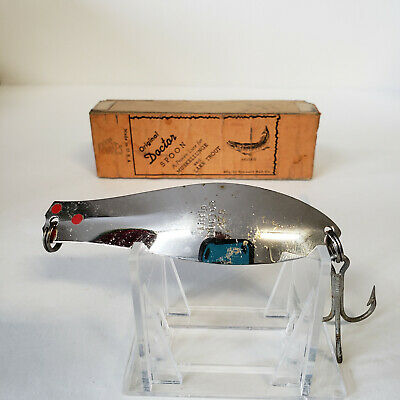 $ CDN1.74 • Buy Vintage Doctor Spoon Lure In Little Doc No. 275 With Correct Matching Box