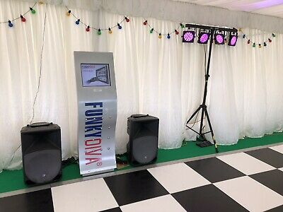 Funky Diva Digital Juke Box Party Hire. • 295£