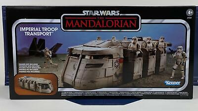 $ CDN106.64 • Buy Star Wars Vintage Collection The Mandalorian Imperial Troop Transport IN-STOCK