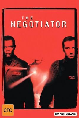 AU5.95 • Buy The Negotiator (DVD, 1999) NEW In Plastic, Samuel L Jackson, Kevin Spacey