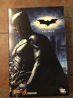 $ CDN530.25 • Buy  Hot Toys BATMAN The Dark Knight MMS71 Factory Sealed Christian Bale 1/6 Figure