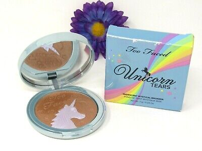 AU40.19 • Buy Too Faced Unicorn Tears Iridescent Mystical Bronzer 0.24 Oz. Brand New, In Box.