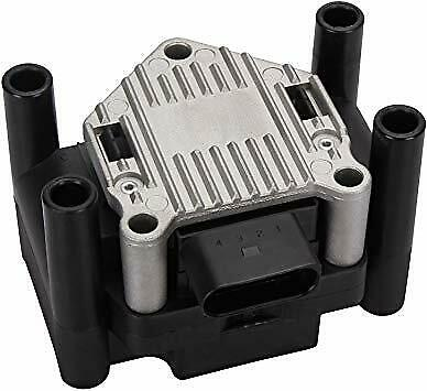 $41.37 • Buy Wasted Spark Ignition Coil Pack For Audi Seat Skoda VW Polo Golf A3 032905106B