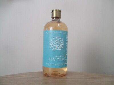Crabtree & Evelyn La Source HUGE Relaxing Body Wash 500ml Brand New. • 18£