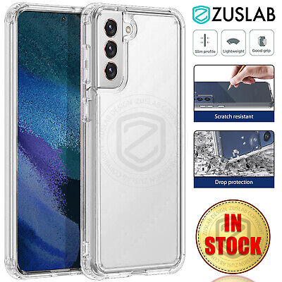 AU8.99 • Buy For Samsung Galaxy S20 Plus Ultra S10 S10e 5G Case ZUSLAB Clear Heavy Duty Cover