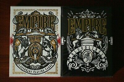 $ CDN157.12 • Buy EMPIRE Playing Cards By Lee McKenzie (Kings And Crooks)