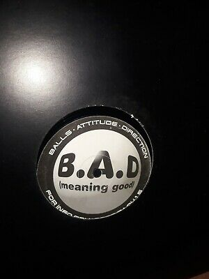 B.a.d Meaning Good Jungle Vinyl • 10£