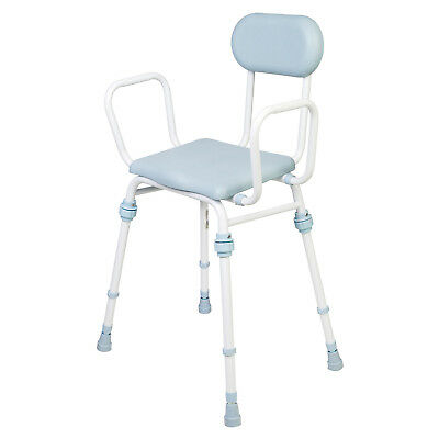 £69.99 • Buy Versa Height Adjustable Perching Stool With Paded Seat