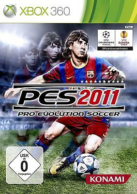 AU17.01 • Buy Xbox 360 Game Pro Evolution Soccer Pes 11 2011 New