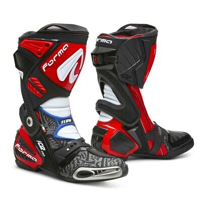 £268.42 • Buy Motorcycle Boots | Forma Ice Pro Flow Replica Track Road Race Petrucci 2020