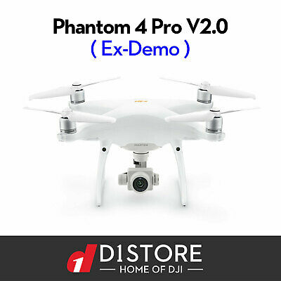 AU2599 • Buy Phantom 4 Pro V2.0 In-Stock Free Shipping Aus Warranty (Ex Demo)