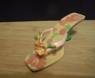 Just The Right Shoe Raine  Endless Summer  Retired Item 25196 Boxed, COA Rare • 16.50£