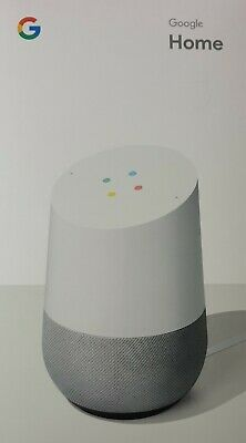 AU131 • Buy Google Home Smart Assistant - White Slate