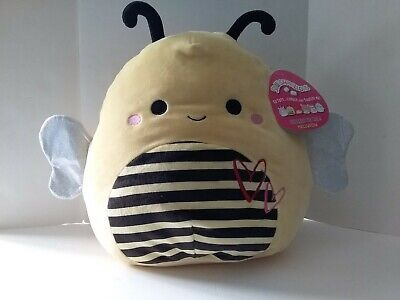 $ CDN34.24 • Buy Squishmallows 11  Sunny The Bee! NWT Plush Kellytoy Limited Edition Valentine's