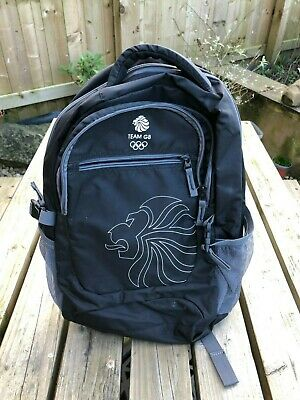 London Olympic 2012 Team GB Backpack • 0.99£