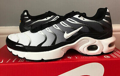 Details about NIKE AIR MAX PLUS TN (GS) (655020 077) TRAINERS SIZE UK 6 EU 40