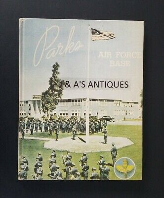 $29.95 • Buy RARE Basic Training 1955  Life At Parks Air Force Base  Yearbook ~ U.S Military