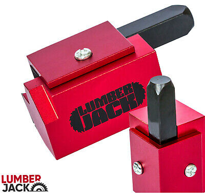 £8.99 • Buy Corner Chisel 70mm Edge For Use With Trend Hinge Jig Top 10 Lumberjack Accessory