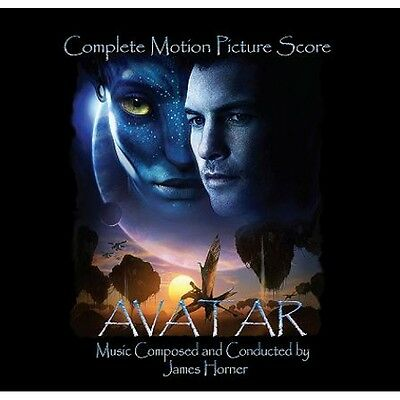 Avatar - 2 X CD Complete Score - Limited Edition - James Horner • 26.95£