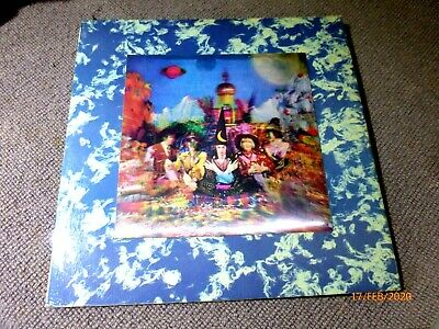 £100 • Buy Rolling Stones - Their Satanic Majesties Request LP Record (3D Cover)