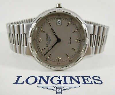 $ CDN440 • Buy LONGINES CONQUEST Ref. 4940 Cal. L161.4 Swiss 32mm Vintage Watch With Box