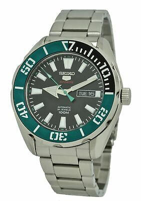 $ CDN219.77 • Buy Seiko 5 Sports Men's Automatic Stainless Steel Watch SRPC53