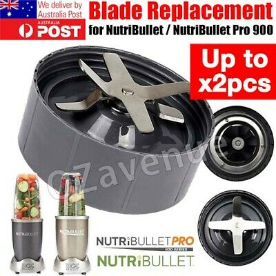 AU18.25 • Buy For Nutribullet Extractor Cross Blade Nutri 900 Pro 900W Replacement Part
