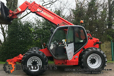 Now Sold -  2003 MANITOU MT1030s *57 Plate Available See Other Listings* • 18,750£