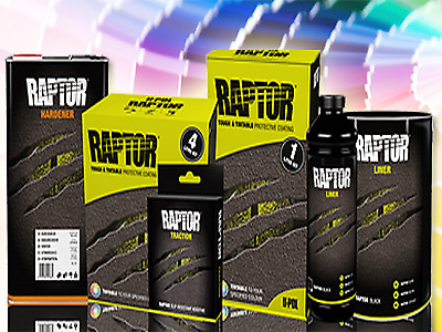 Raptor Paint Colours +WAR GIO DTM  Tints • 17£