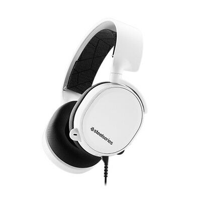 AU107.10 • Buy SteelSeries Arctis 3 7.1 Gaming Headset White 2019 Edition Refresh