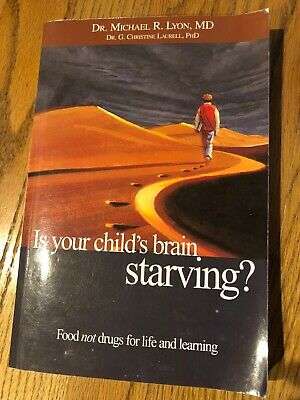 $3.50 • Buy Is Your Childs Brain Starving? Parenting Book