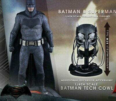 AU1138.95 • Buy Batman Vs Superman Dawn Of Justice Batman With Tech Cowl MMS342S Special Edition