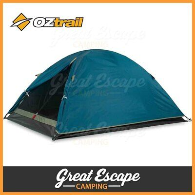 AU49.90 • Buy Oztrail Tasman 2p Dome Tent - 2 Person Camping Tent