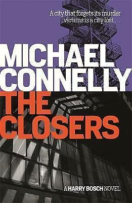 The Closers (Harry Bosch Series), Connelly, Michael, New Book • 5.28£