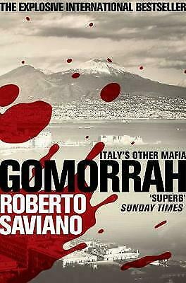 Gomorrah: Italy's Other Mafia, Roberto Saviano, Excellent Book • 5.26£
