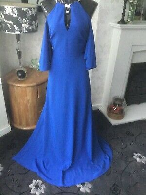 £75 • Buy Stunning Ted Baker Bennah Maxi Size 4/14 Brand New
