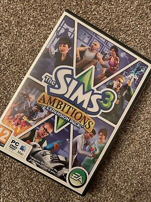 The Sims 3: Ambitions PC Game • 2.50£