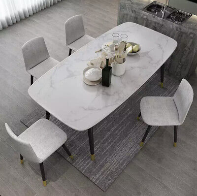 AU899 • Buy Rectangle Marble Dining Table 1.8M