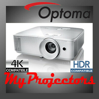 AU1499 • Buy Optoma Hd39hdr Home Theater Projector Bright 4k Hdr Compatible Gaming Movies