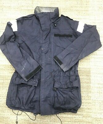 £19.95 • Buy Royal Navy Issue Gore-Tex Foul Wet Weather Smock Various Sizes (G3) Very Used