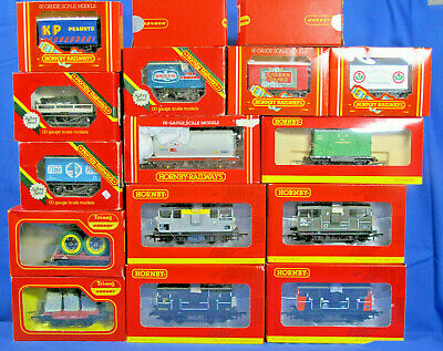 HORNBY/TRIANG OO GAUGE VARIOUS ASSORTED 4 WHEEL WAGONS - Choose From List VGC • 7.50£
