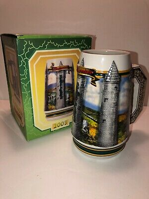 $ CDN25.20 • Buy BUDWEISER ST. PATRICK'S DAY 2003 TRADITION AND HERITAGE STEIN W/BOX CS531 NO COA