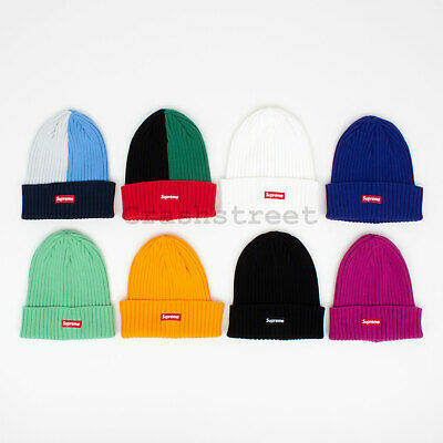 $ CDN101.21 • Buy Supreme SS20 Overdyed Beanie Cap Camp Logo Shirt Box Hat Tee Knit Hooded