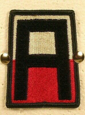 US Army First Army Patch Insignia Badge Full Color • 3.92£
