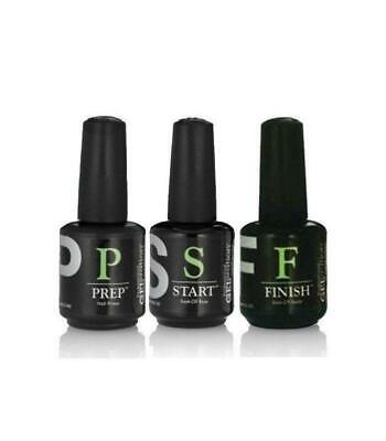 Jessica GELeration -START/FINISH/PREP -Top/ Base /Prep Coat Trio - 3 X 15ml  • 49.99£