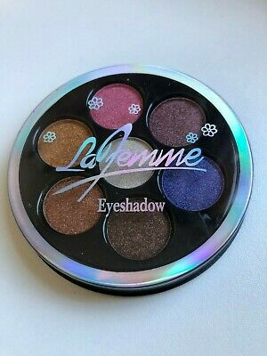 NEW La Femme Eyeshadow Palettes Multiple Shades(QUANTITY POSTAGE DEAL) • 0.99£
