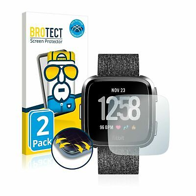 $ CDN28.62 • Buy 2x ® Flex 3D Curved Full Cover Screen Protector Fitbit Versa Special Edition