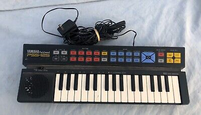 $25 • Buy Yahama PortaSound PSS-125 Voice Bank Keyboard Works Good With Power Supply!