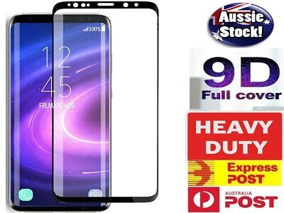 AU4.96 • Buy For Samsung Galaxy S8 S9 S10 5G S20 Note 8 9  Tempered Glass Screen Protector