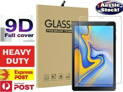 AU10.98 • Buy Tempered Glass Screen Protector For Samsung Galaxy Tab S7 A10.5  9.7 10.1  S2 S4